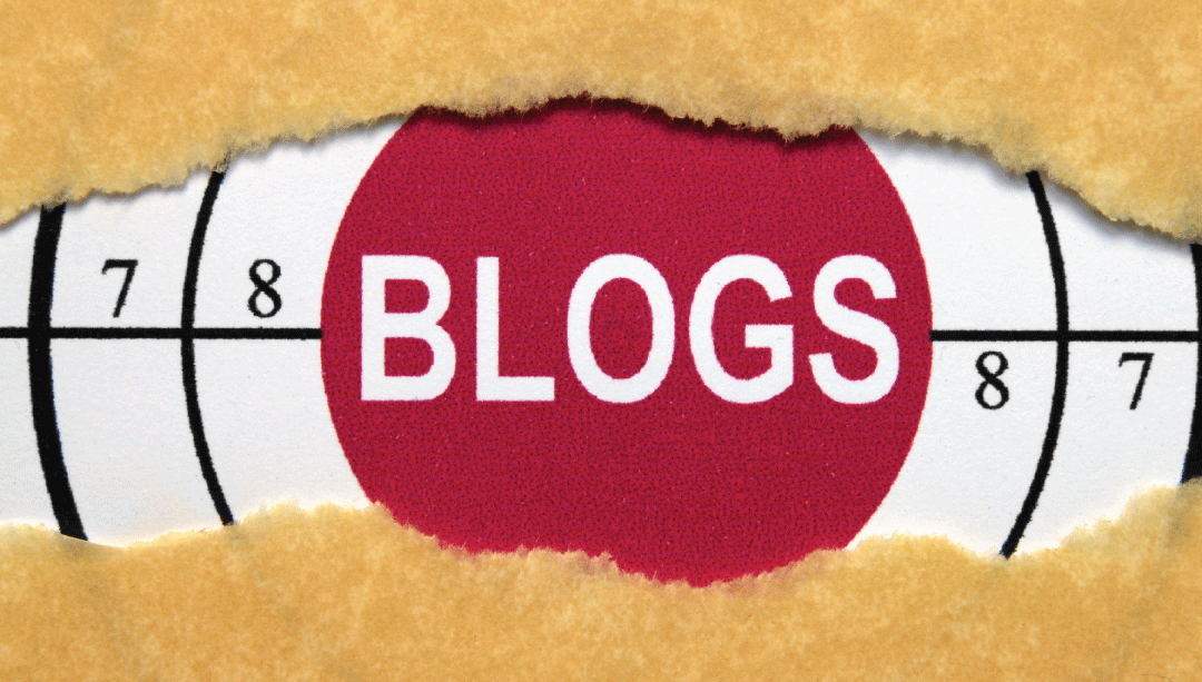 #008 MORE ABOUT BLOGGING