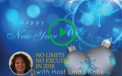 #019 No Limits and No Excuses in 2018