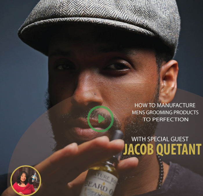 #24 How To Manufacture Men's Grooming Products In Perfection with Jacob Quetant